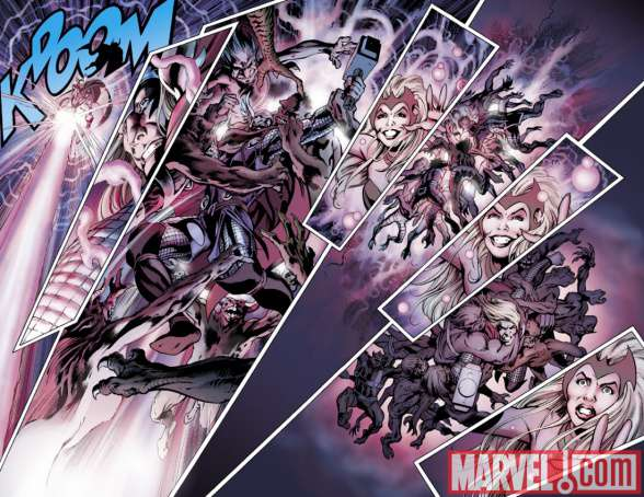 vengadores guerras asgardianas