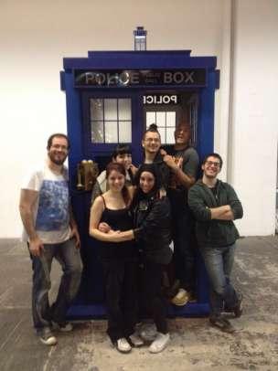 TARDIS Vision Factory
