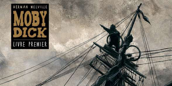 Moby Dick, de Chabouté