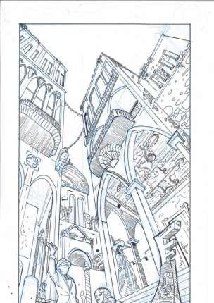 Ilustración de Toni Olmo
