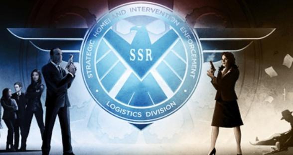 Agentes de SHIELD - Agente Carter