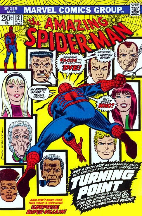 Amazing Spider Man Vol 1 121