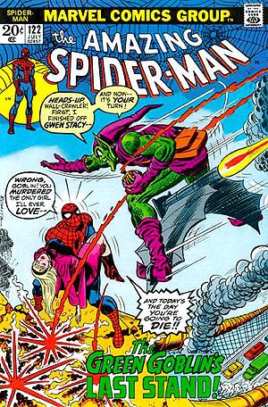Amazing Spider Man Vol 1 122