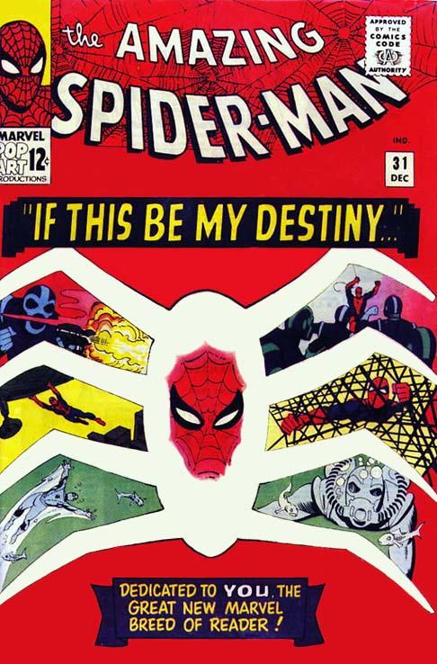 Amazing Spider Man Vol 1 31