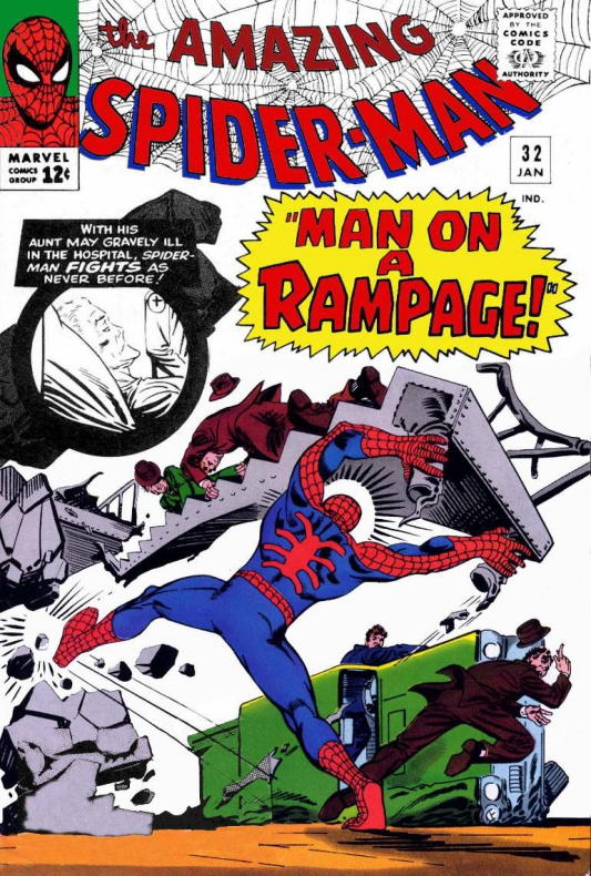Amazing Spider Man Vol 1 32