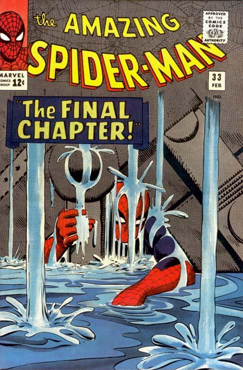 Amazing Spider Man Vol 1 33