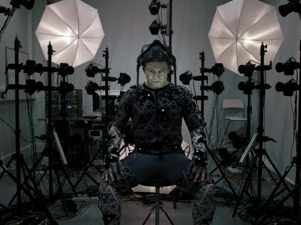 Andy Serkis Star Wars