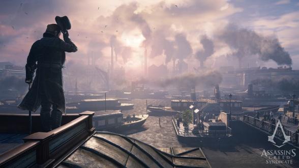 Assassins Creed Syndicate Támesis