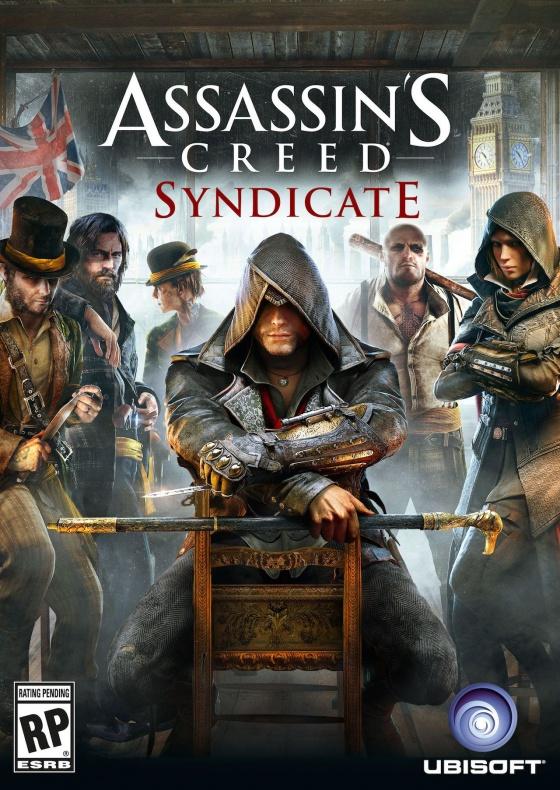 Assassins Creed Syndicate carátula