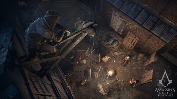 Assassins Creed Syndicate entorno