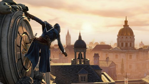 Assassins Creed Syndicate tejados