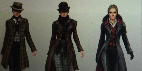 Assassins Creed Syndicate vestuario