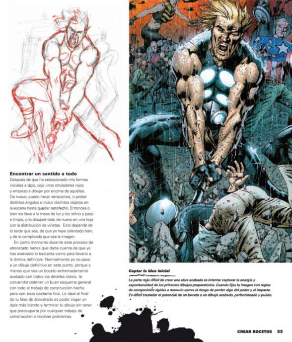 Bryan Hitch: Cómic estudio