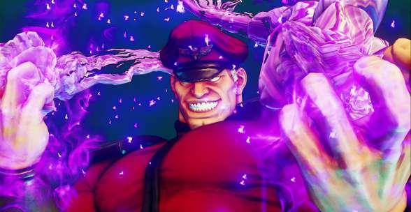 Bison - Street Fighter V - Win pose