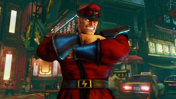 Bison Street Fighter V