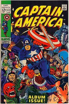 Captain America Vol 1 112