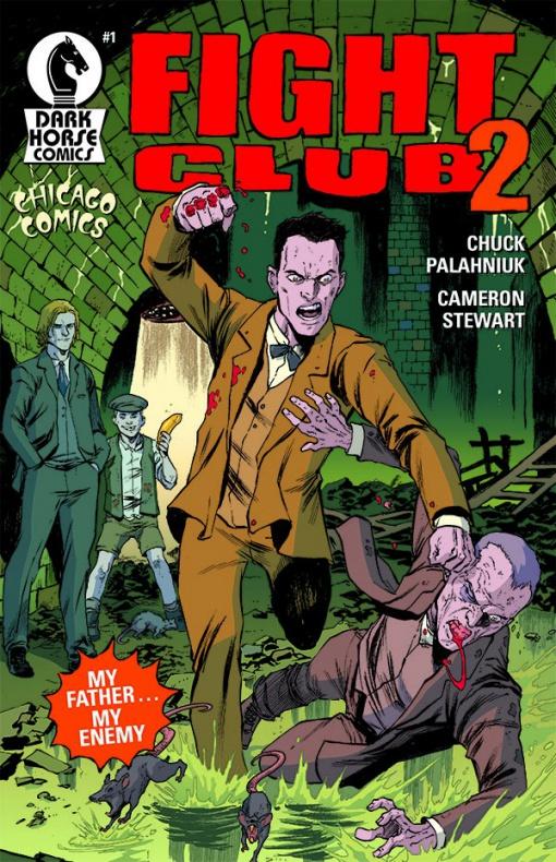 Chuck Palahniuk El club de la lucha 22