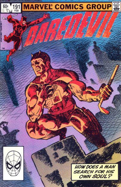 Daredevil Vol 1 191