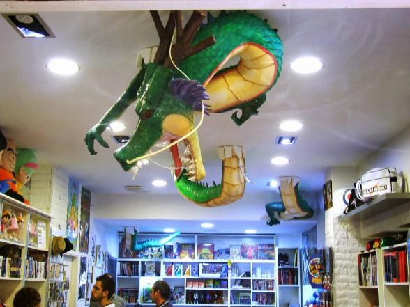 Dragón en Monografic Cómics