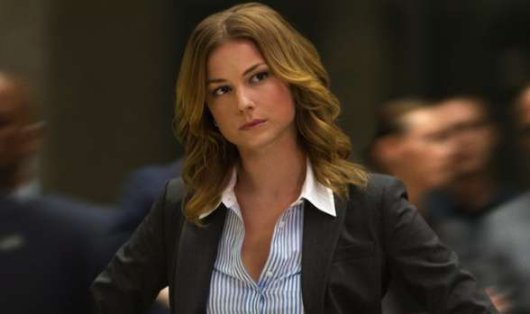 Emily VanCamp en Civil War