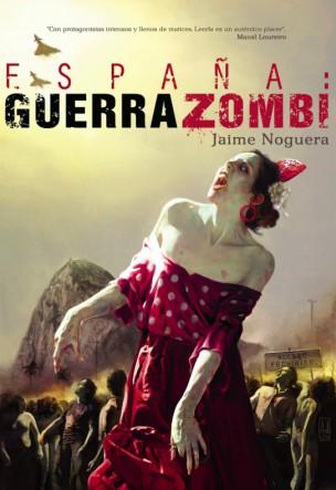 España Guerra Zombi - portada