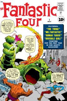 Fantastic Four 001
