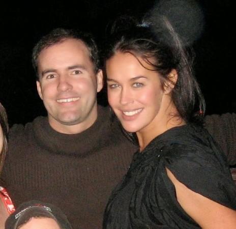 George Millers Justice League Greg Van Borssum y Megan Gale
