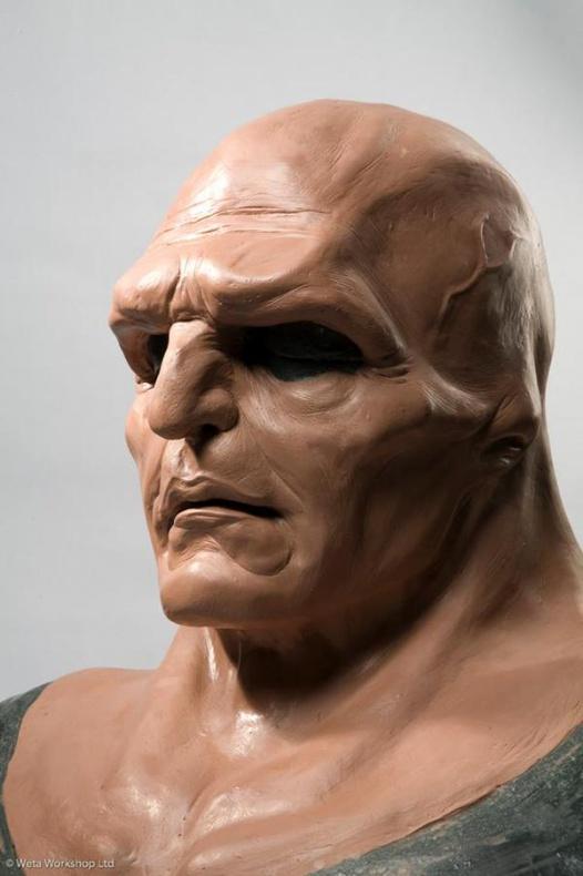 George Miller's Justice League J'onn J'onzz Martian Manhunter
