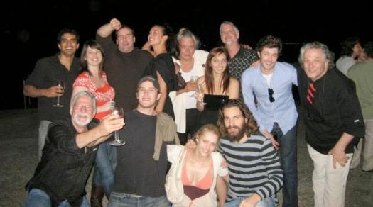 George Miller's Justice League cast photo 01