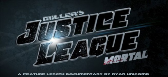 George Miller's Justice League logo