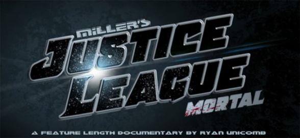 George Miller's Justice League logo