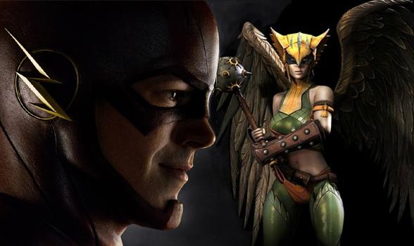 Hawkgirl - The Flash