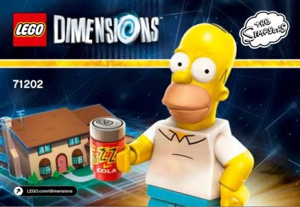 LEGO DIMENSIONS LOS SIMPSONS