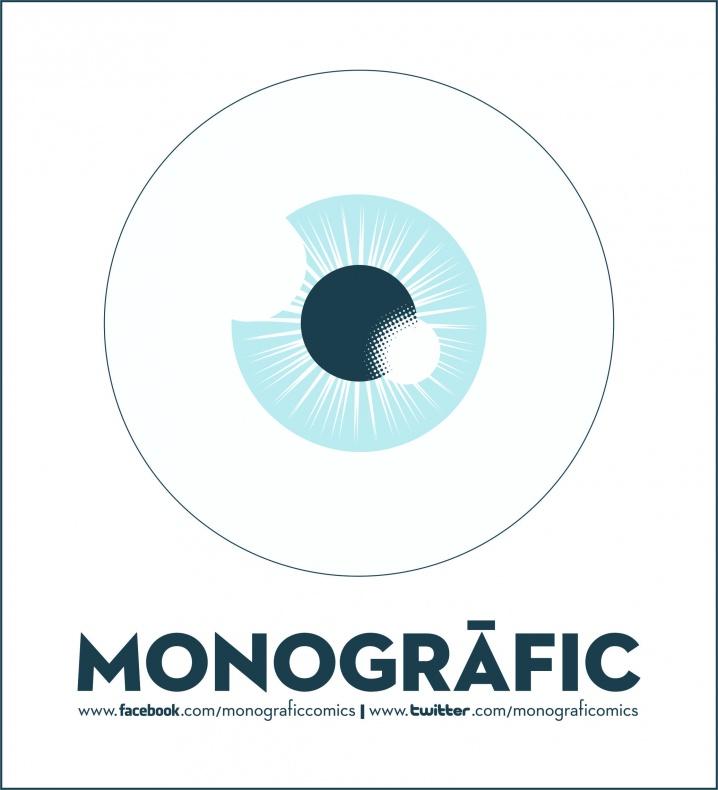 Logo Monografic Cómics
