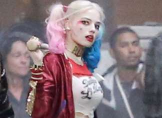Margot Robbie - Harley Quinn (Suicide Squad)