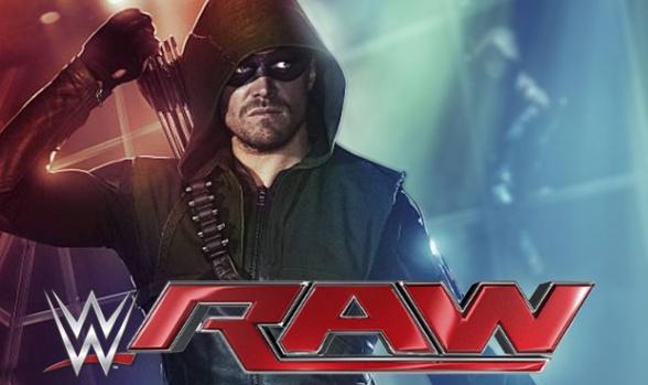 WWE Arrow