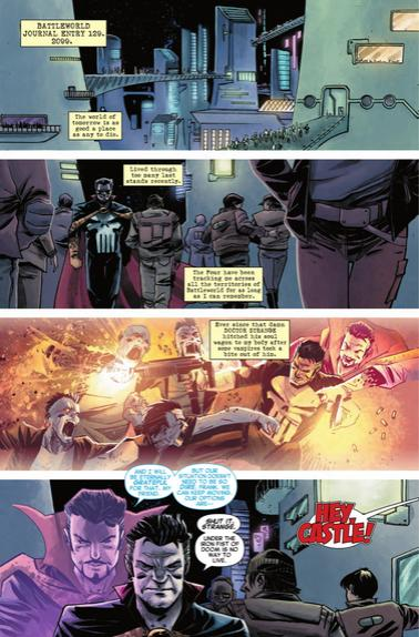Secret Wars: Battleworld Nº1 previa 05