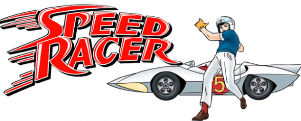 Speed Racer Titulo