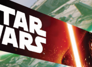 Star Wars: el despertar de la Fuerza fecha salida Merchandising