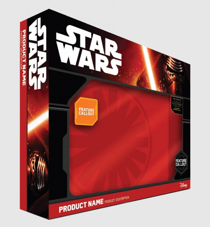 Star Wars: el poder de la Fuerza fecha salida Merchandising caja