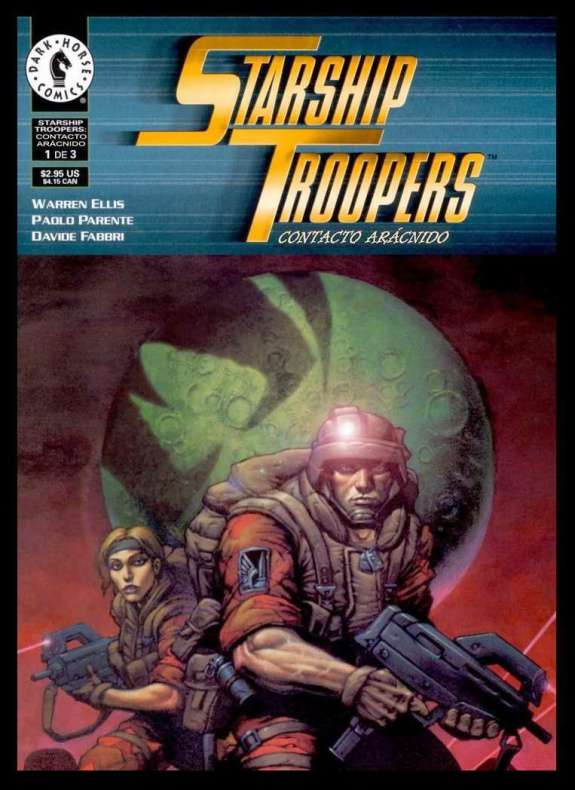 Starship Troopers - Contacto Aracnido 1