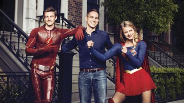 Supergirl Flash Variety 02