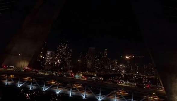 Supergirl - puente rescate avión