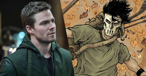 Stephen Amell - Casey Jones
