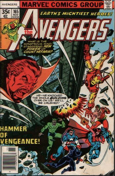 The Avengers 165