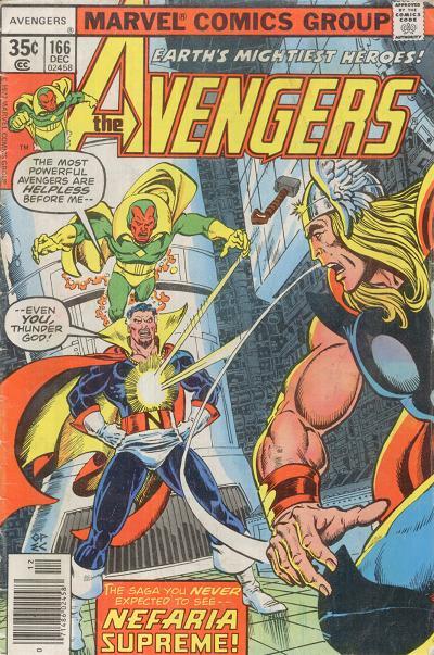 The Avengers 166