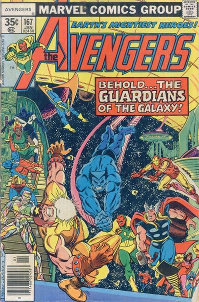 The Avengers 167