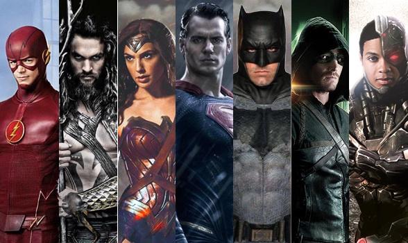 Universo Cinematográfico DC