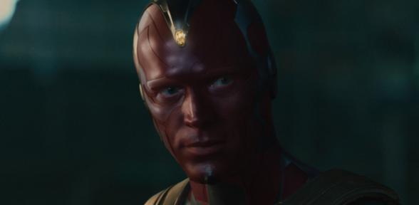 Vengadores: La era de Ultrón Escenas eliminadas y final alternativo Visión y el martillo de Thor