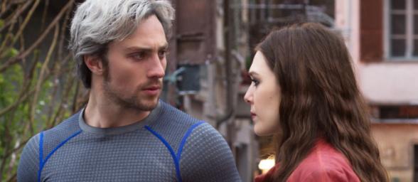 Vengadores: La era de Ultrón Escenas eliminadas y final alternativo hermanos Maximoff
